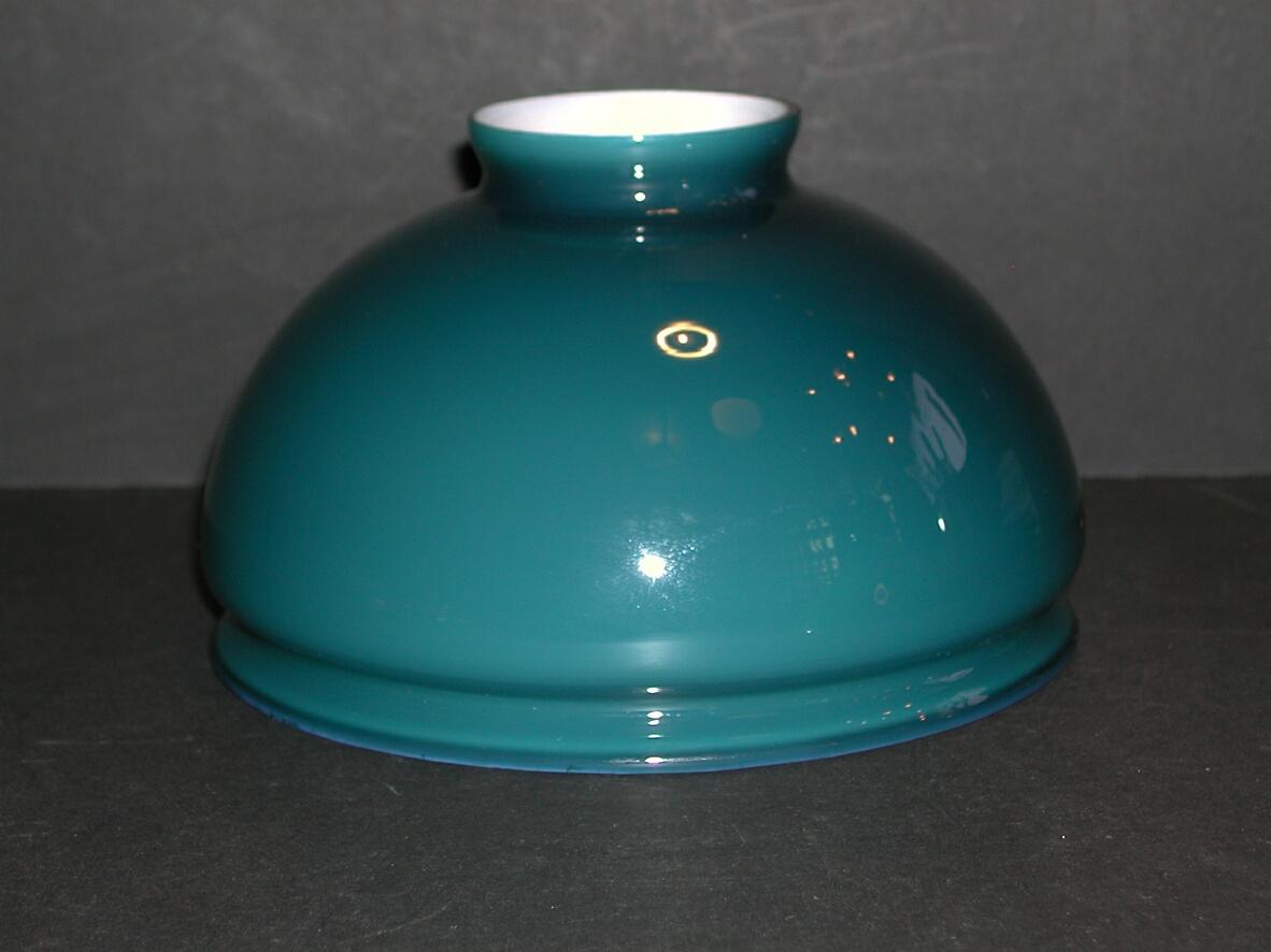 lampadari vicenza : Vetri di ricambio per lampadari: Vetro mezzasfera blu petrolio art.v19 ...