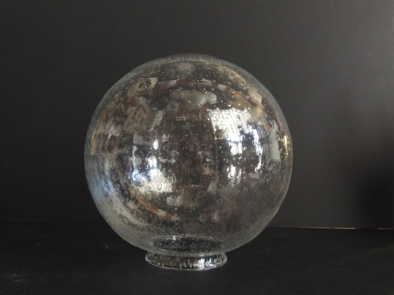 Vetri di ricambio per lampadari sfera 25 trasparente for Lampadario palline vetro