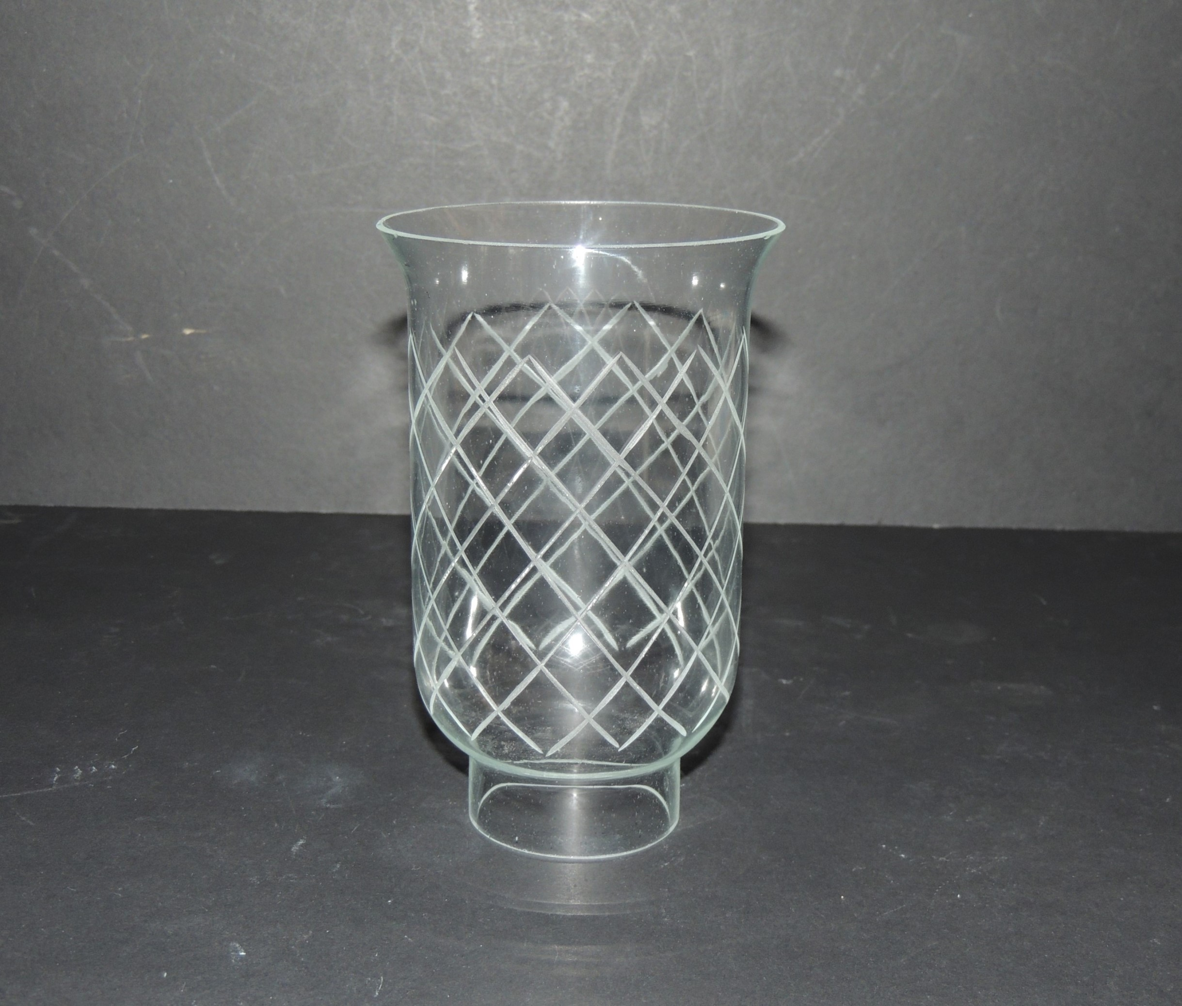 candele per lampadari : Vetri di ricambio per lampadari: Vetro per porta candele piccolo ...