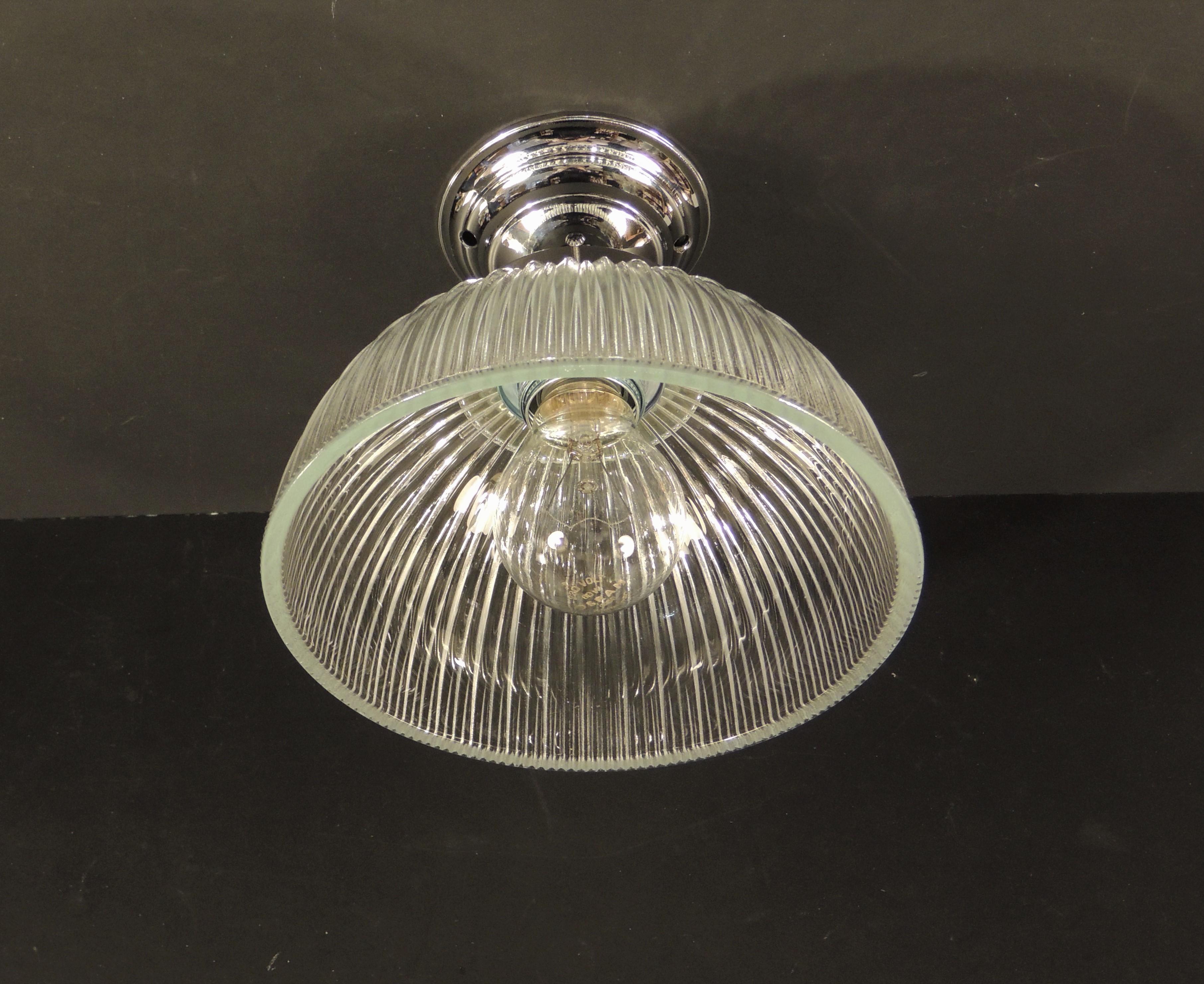 Plafoniere In Vetro Per Lampadari : Vetri di ricambio per lampadari vetro prismato Ø mm v b