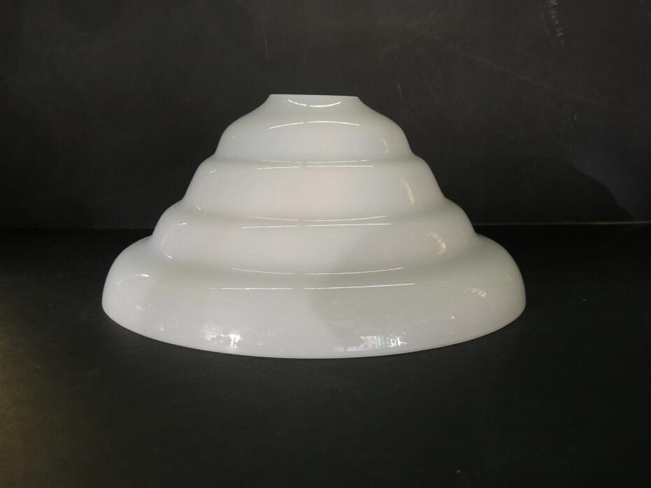 Vetri di ricambio per lampadari vetro cono deco 39 bianco for Rossi lampadari