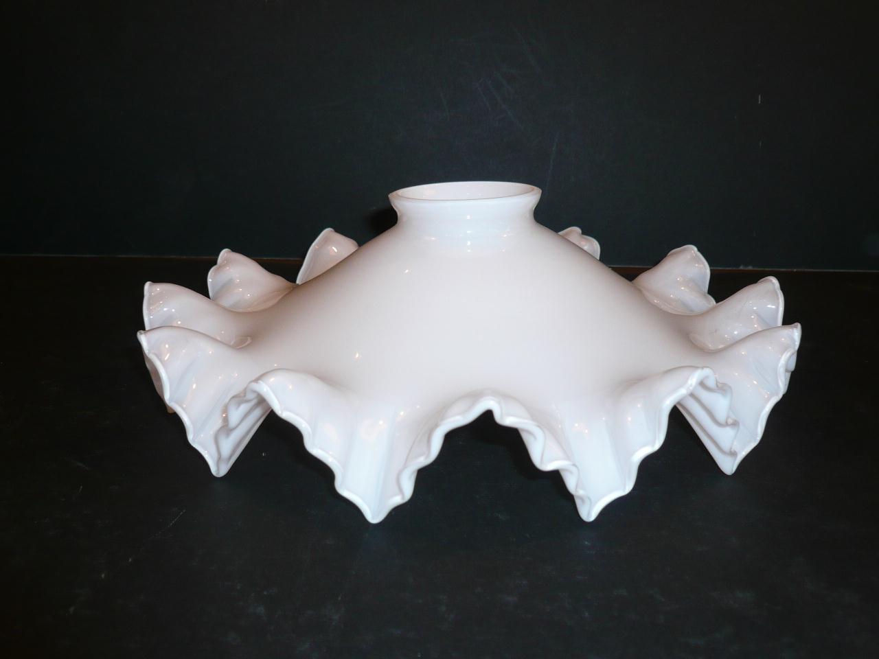 Vetri di ricambio per lampadari piatto della nonna art for Rossi lampadari